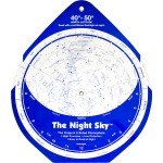 Large Plastic The Night Sky Planisphere