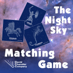 Products, The Night Sky Matching Game, Games