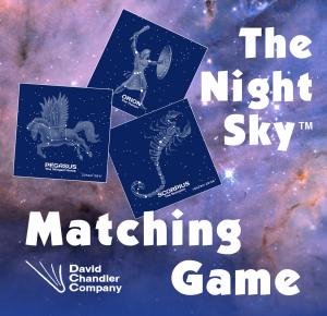 Matching Game Label
