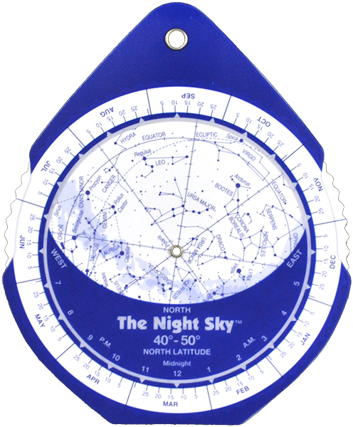 planispheres guide to the night sky essay