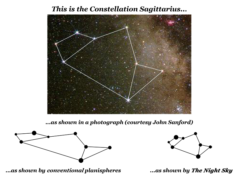 "image regarding Printable Planisphere titled The Evening Skyâ""¢: A Clean Type of Planisphere David Chandler"