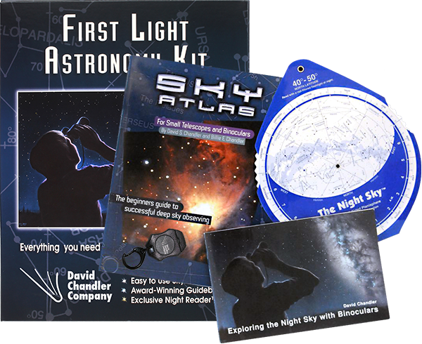 The First Light Astronomy Kit
